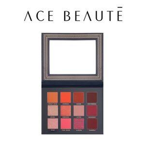 ACE Beautē Scarlet Dusk Eyeshadow Palette